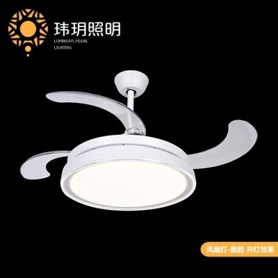 浅述家居灯饰照明吊扇灯的三种控制方式