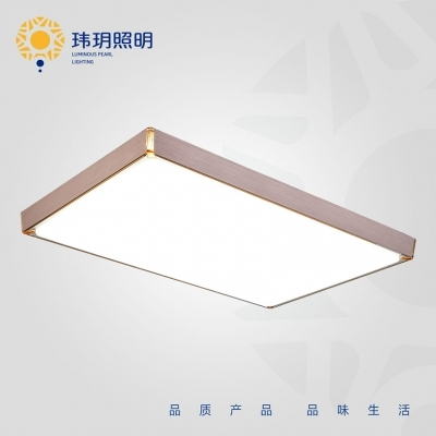LED面板灯做到白天赏灯,晚上照明的效果