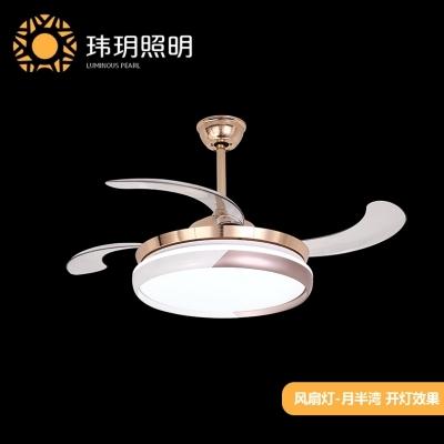 风扇灯非常实用便利