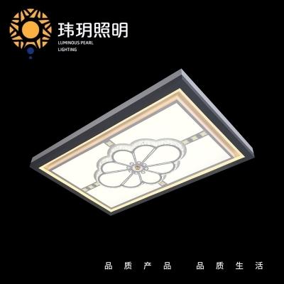 普通照明设备和吸顶灯品牌LED家庭照明有什么区别