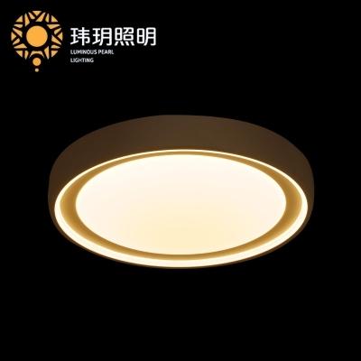 吸顶灯的核心组成部分