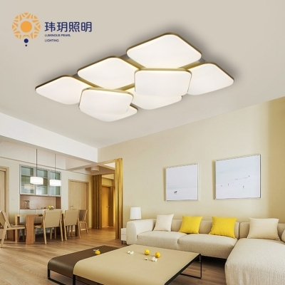 吸顶灯厂家品牌讲解卧室灯你选对了吗?