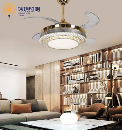 中山风扇灯